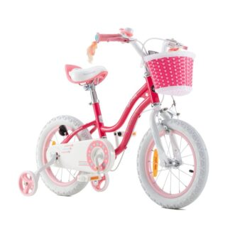 Bicicleta RoyalBaby Star Girl 16""