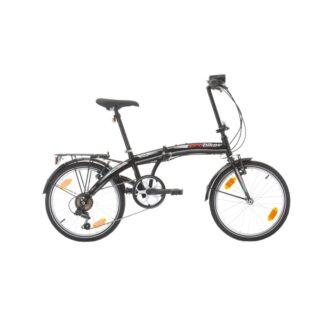 Bicicleta pliabila Sprint Probike Folding 20 6SP negru/rosu